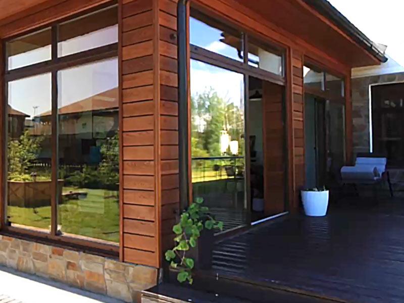 Раздвижные двери | Roto Patio Alversa | IVAPER 70
